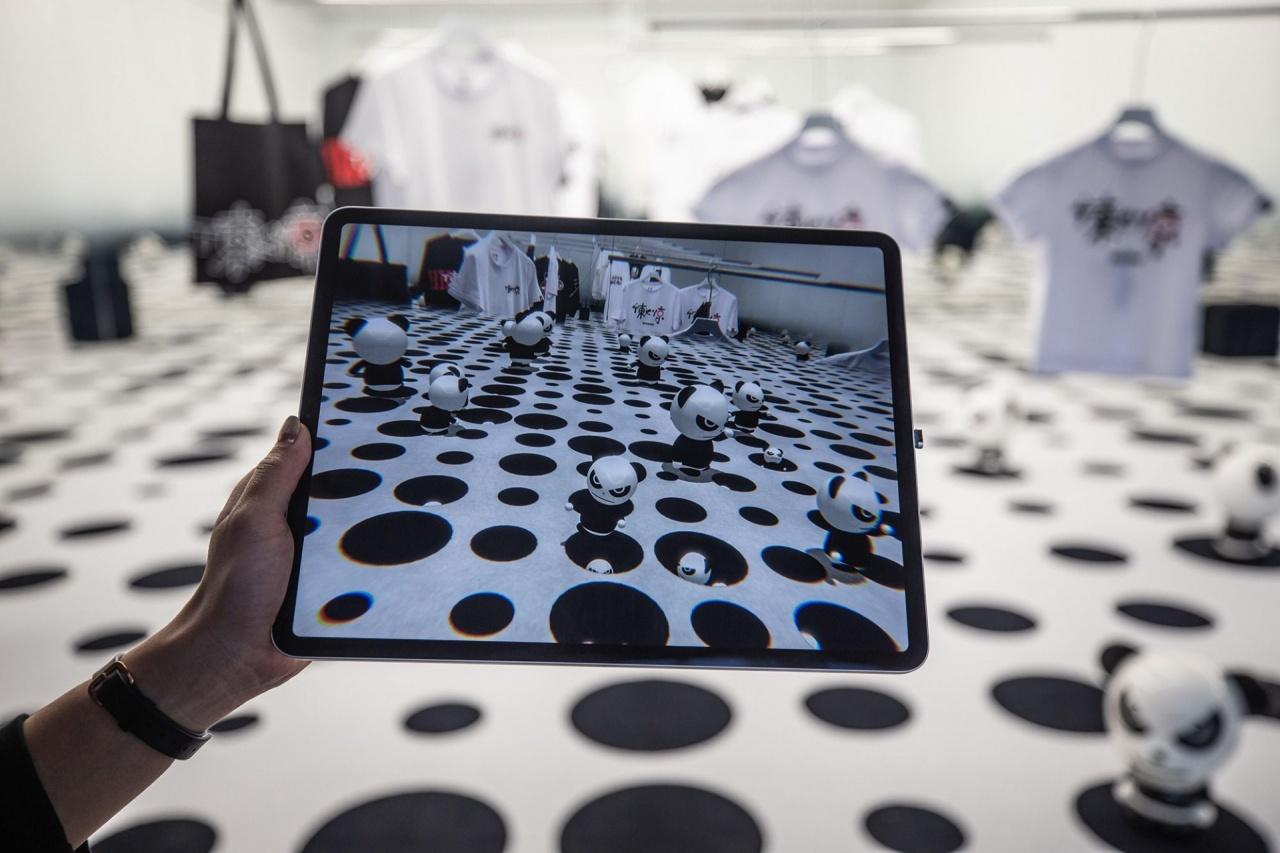 HiPanda a Tokyo: da Augmented Reality a Augmented Retail